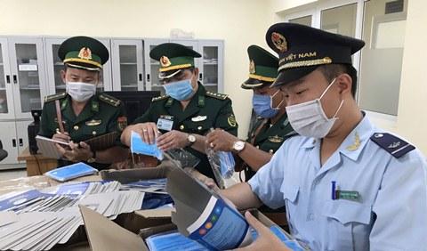 Ngành Hải quan: tăng cường công tác đấu tranh phòng, chống ma túy - Ảnh 1