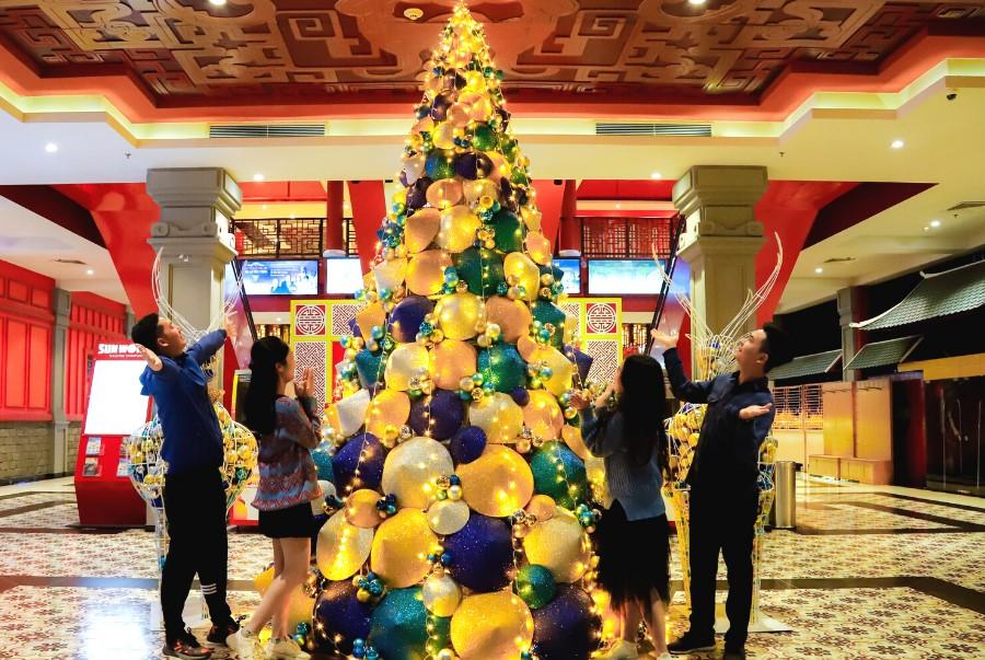 Gợi ý các điểm đón Giáng sinh và năm mới trên cả nước - Ảnh 3