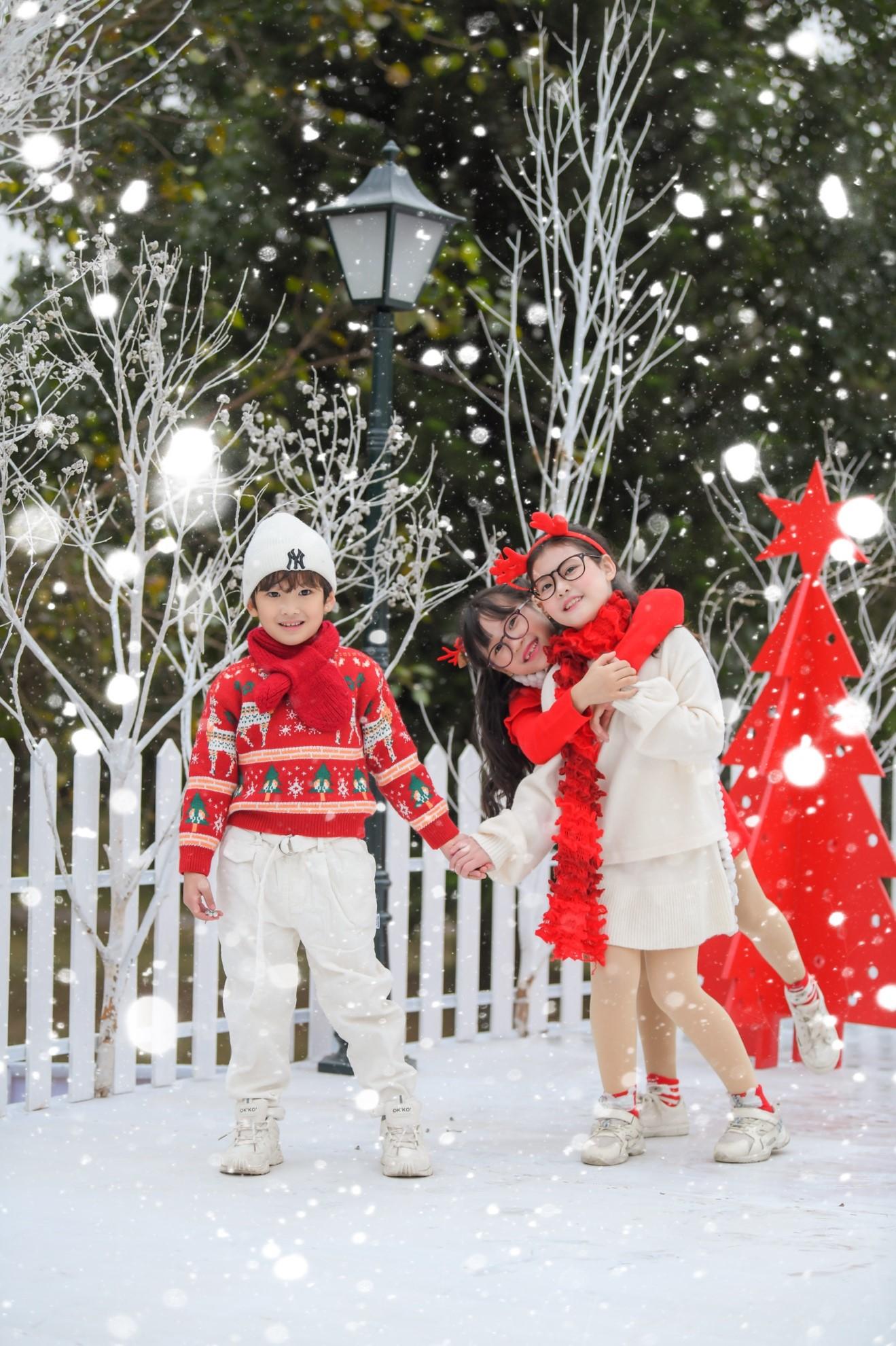 Du khách rần rần đổ về check in cây măng Noel siêu độc đáo tại Ecopark - Ảnh 7