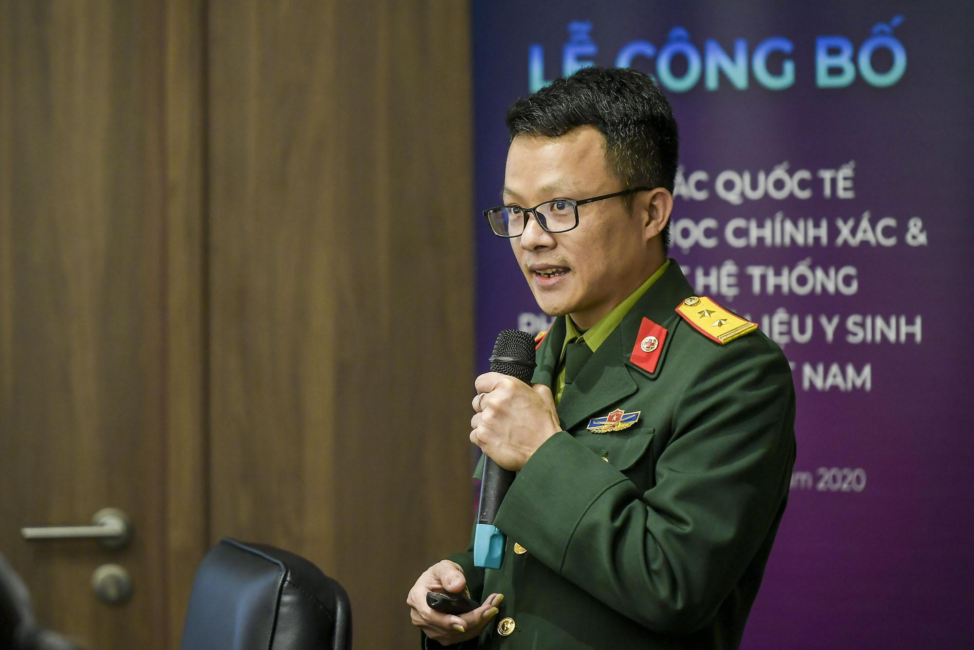 Vingroup công bố hợp tác quốc tế & ra mắt hệ thống quản lý dữ liệu y sinh lớn nhất Việt Nam - Ảnh 2