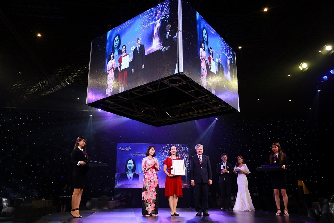 """Techcombank – Ngân hàng duy nhất được vinh danh hạng mục """"Ứng biến xuất sắc"""" tại Vietnam HR Awards 2020 - Ảnh 2"""