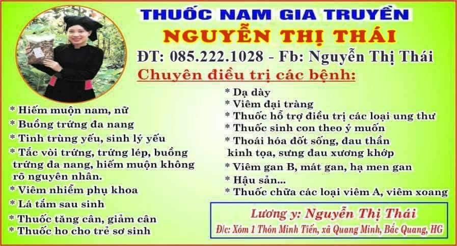 Lương y Nguyễn Thị Thái và bài thuốc Nam cổ phương chữa bệnh hiệu quả - Ảnh 1