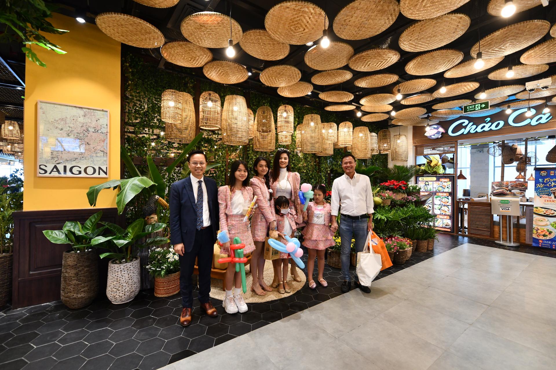 Menas Mall Saigon Airport đã mở cửa trở lại - Ảnh 4