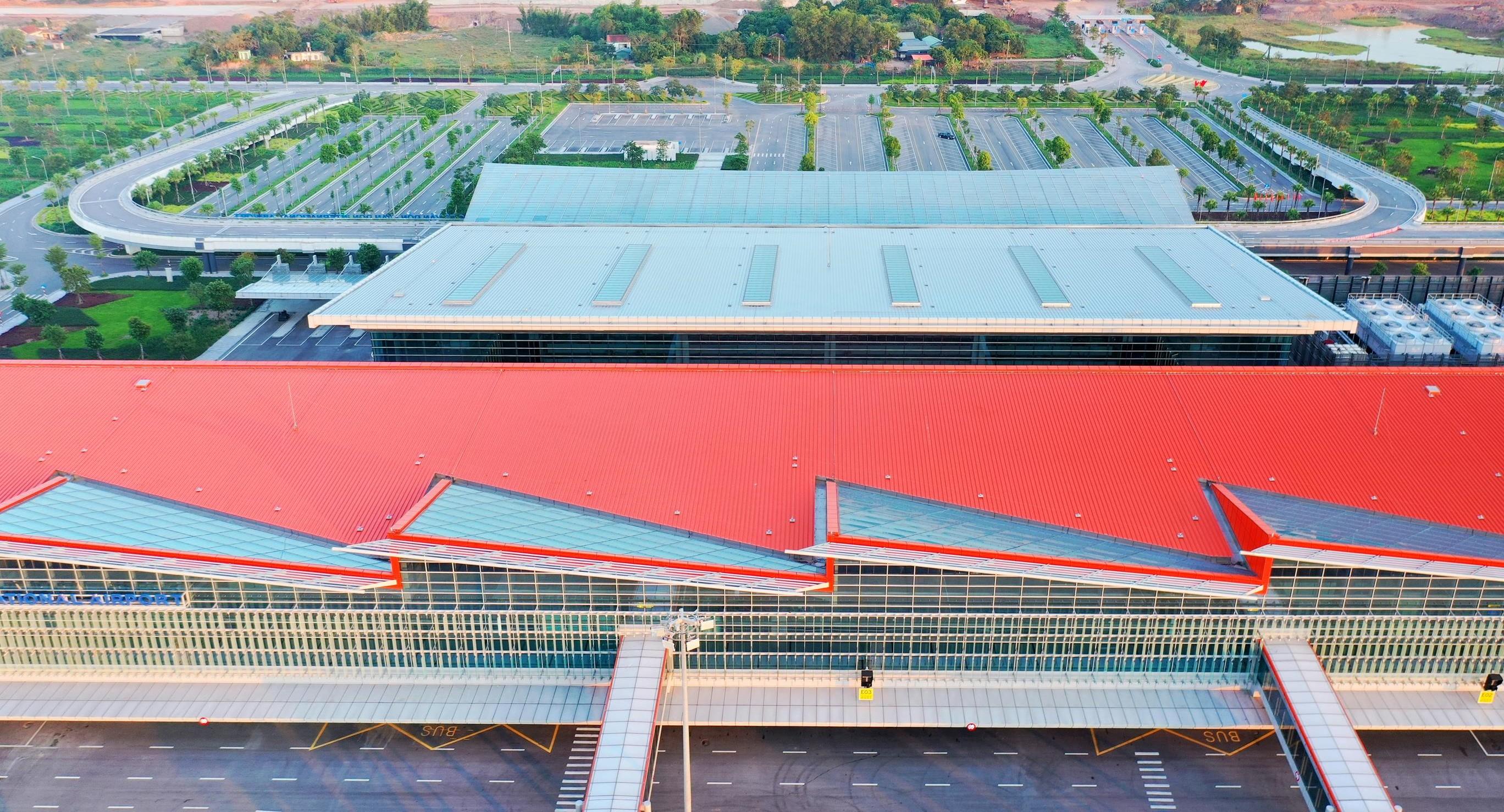 Sân bay Vân Đồn được Prix Versailles trao giải đặc biệt thế giới về thiết kế ngoại thất  - Ảnh 3