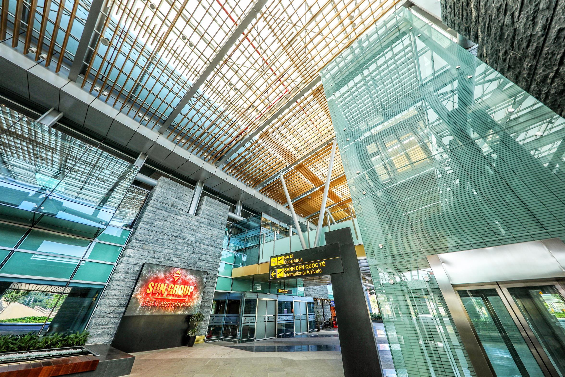 Sân bay Vân Đồn được Prix Versailles trao giải đặc biệt thế giới về thiết kế ngoại thất  - Ảnh 4