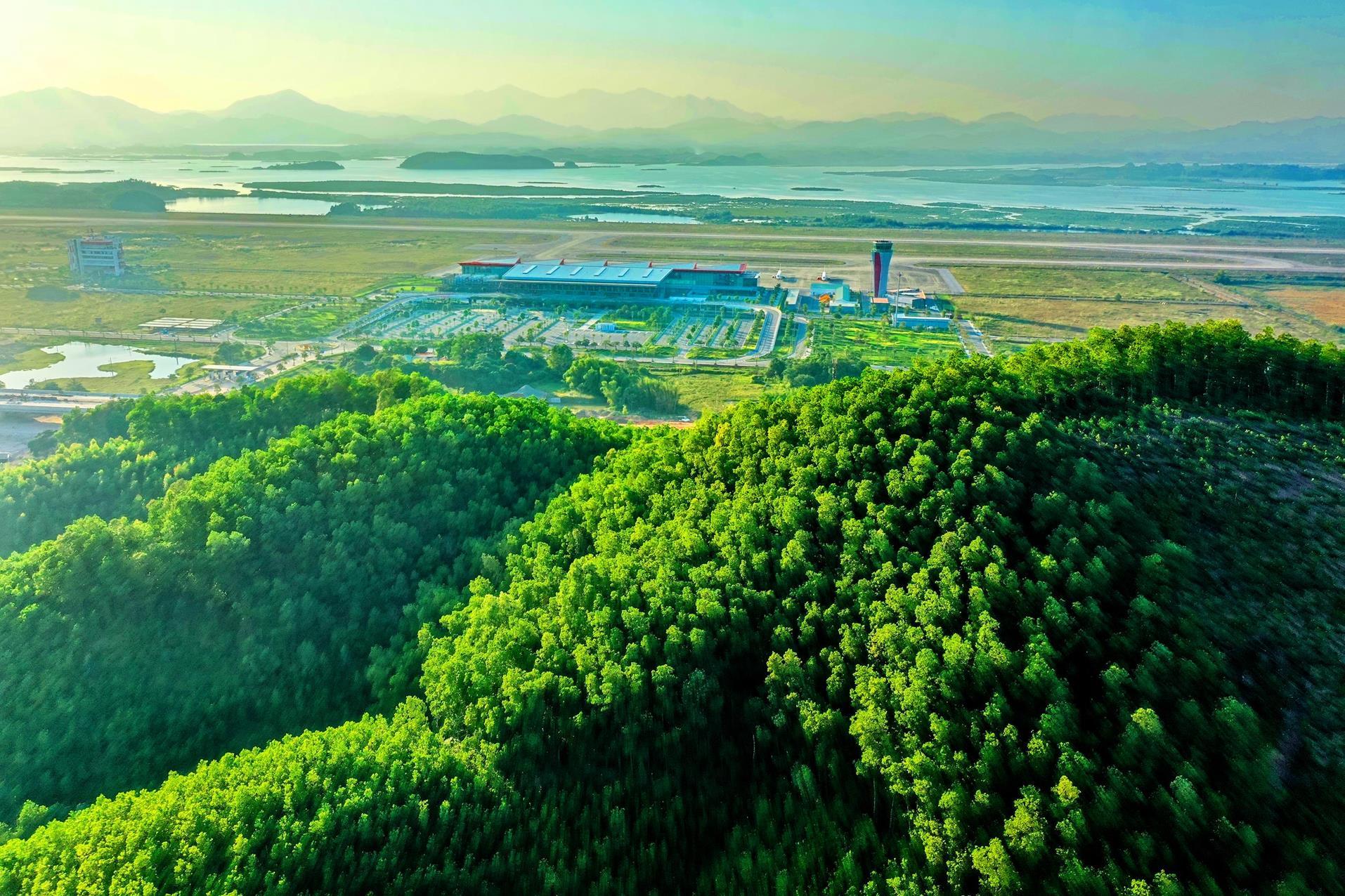 Sân bay Vân Đồn được Prix Versailles trao giải đặc biệt thế giới về thiết kế ngoại thất  - Ảnh 5