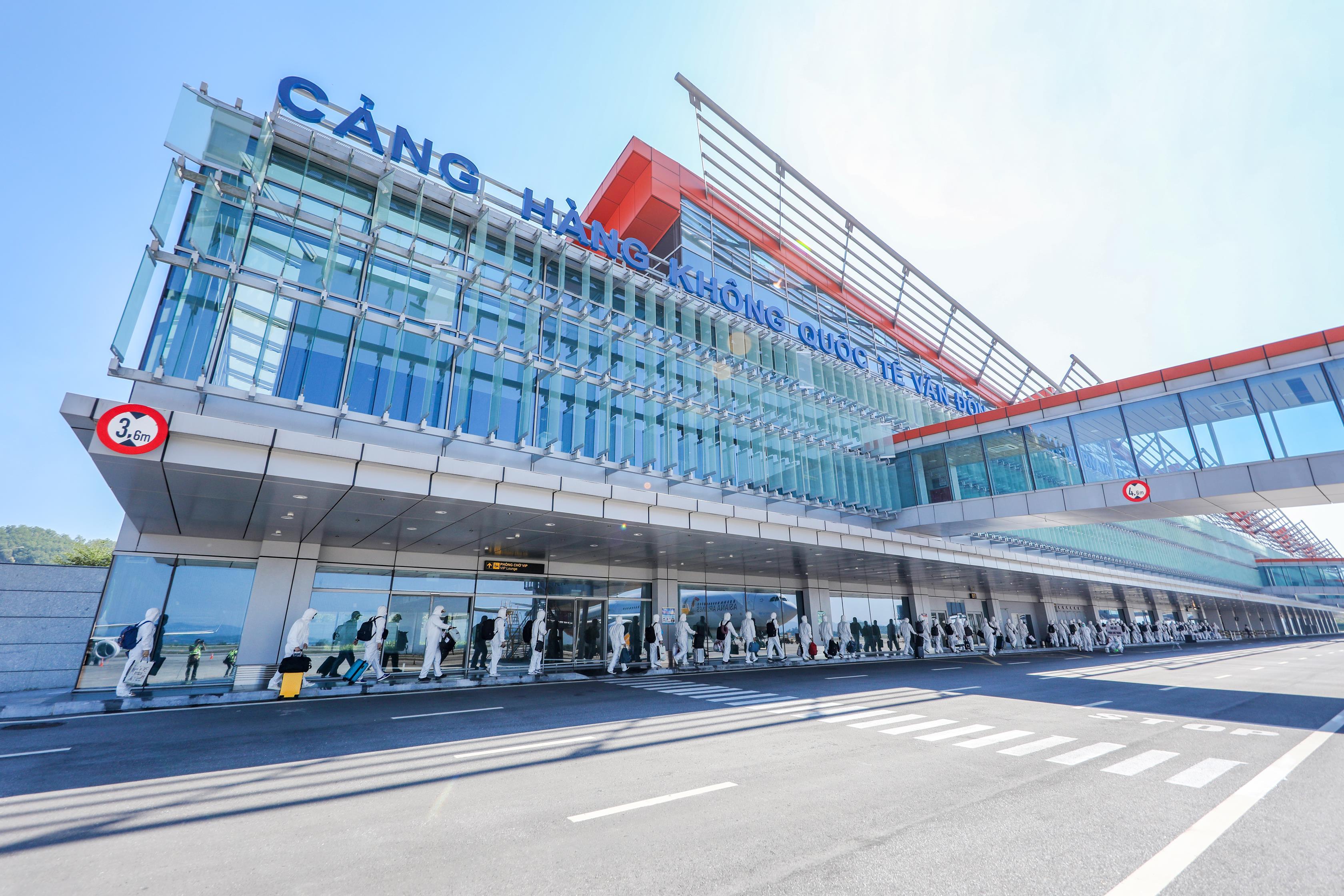 Sân bay Vân Đồn được Prix Versailles trao giải đặc biệt thế giới về thiết kế ngoại thất  - Ảnh 1