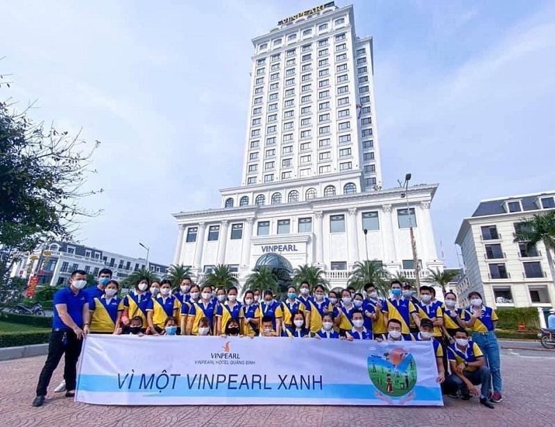 Vinpearl nhận giải thưởng Môi trường quốc gia duy nhất của ngành du lịch - Ảnh 4