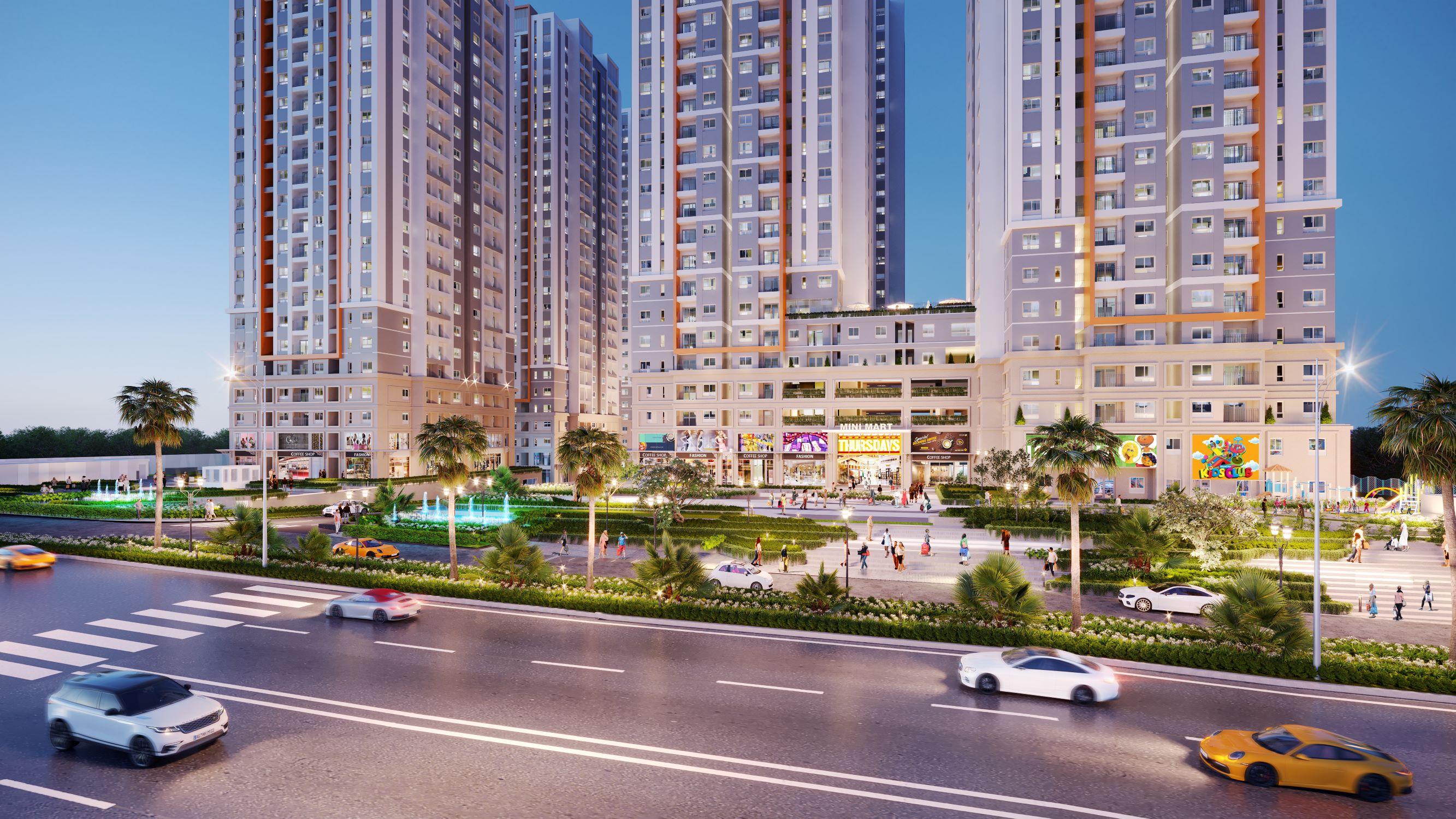 Sức hút bất động sản căn hộ tại Biên Hòa  - Ảnh 1