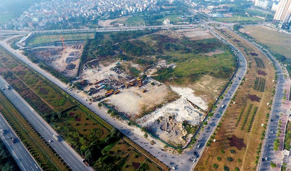 Sắp có thêm bệnh viện 5 sao hơn 2000 tỷ và công viên 14ha tại quận Nam Từ Liêm - Ảnh 2