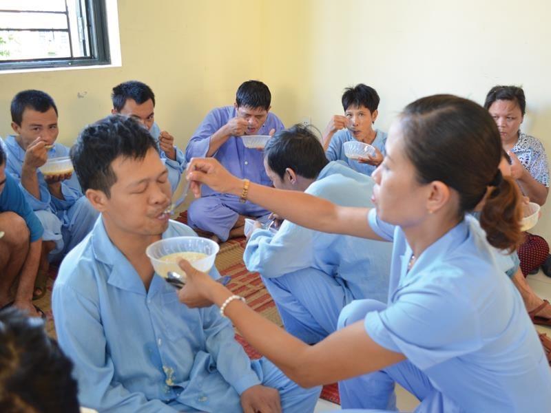 Bệnh viện Tâm thần Thái Bình: Điểm sáng về phong cách và thái độ phục vụ người bệnh - Ảnh 4