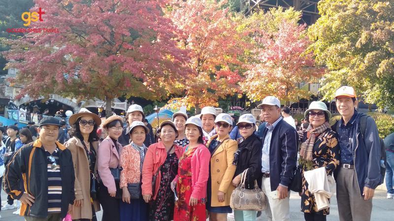 Annyeong ha, Seoul – Hàn Quốc mùa hoa anh đào nở  - Ảnh 10
