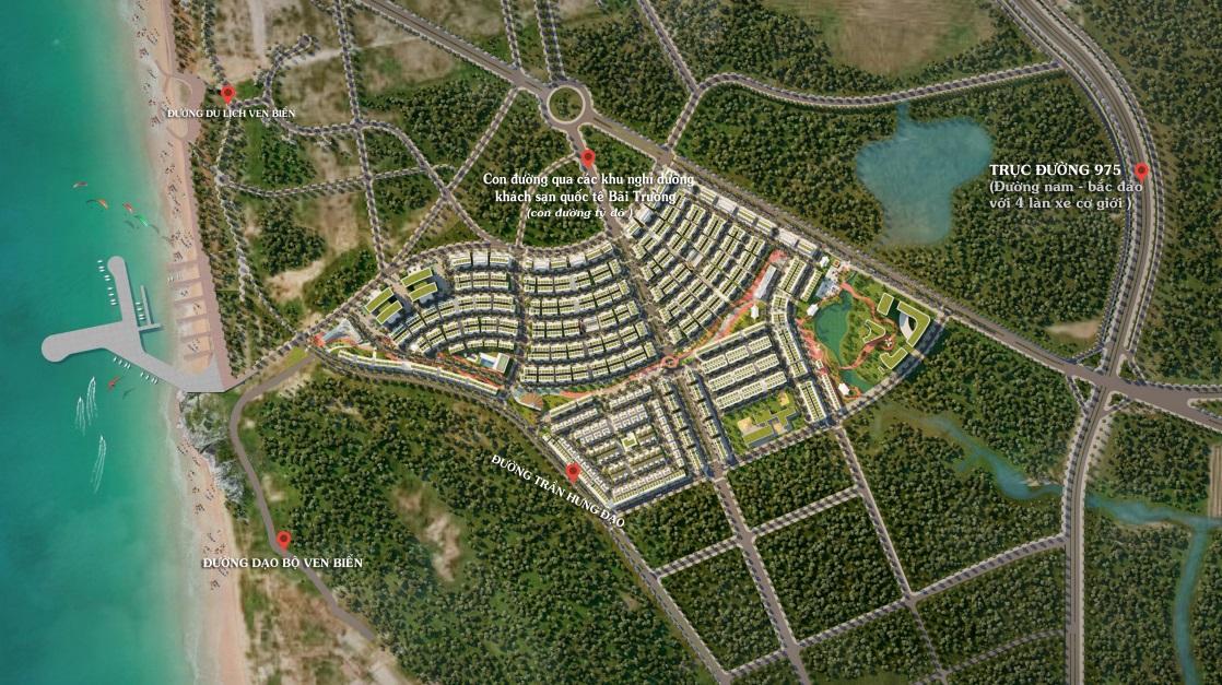 Vị trí đắt giá của Meyhomes Capital Phú Quốc  - Ảnh 2