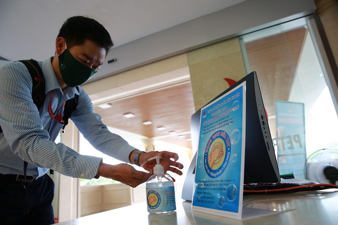 BSR triển khai đồng bộ các giải pháp nhằm phòng, chống dịch Covid-19  - Ảnh 5