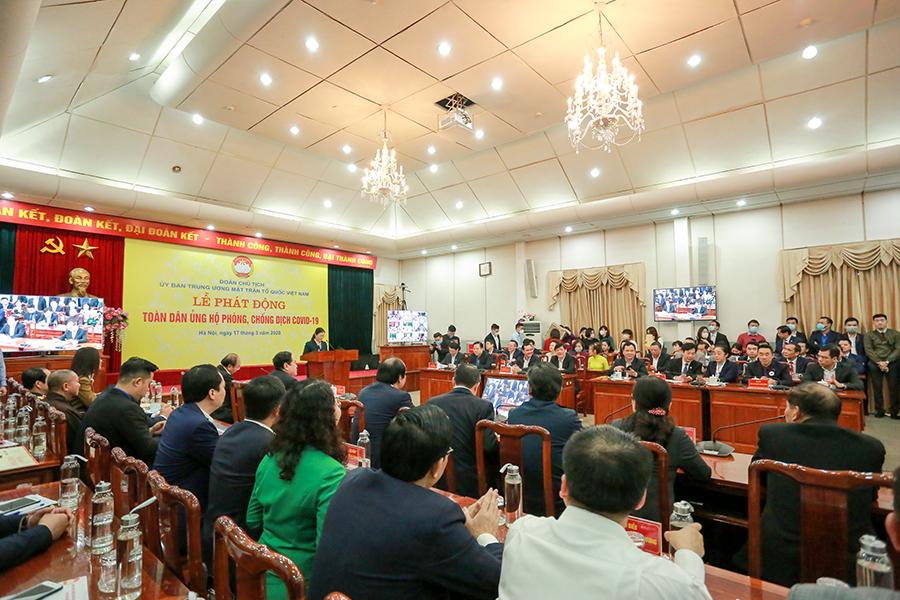Tập đoàn Hưng Thịnh ủng hộ 5 tỷ đồng hỗ trợ công tác phòng chống dịch Covid-19  - Ảnh 1