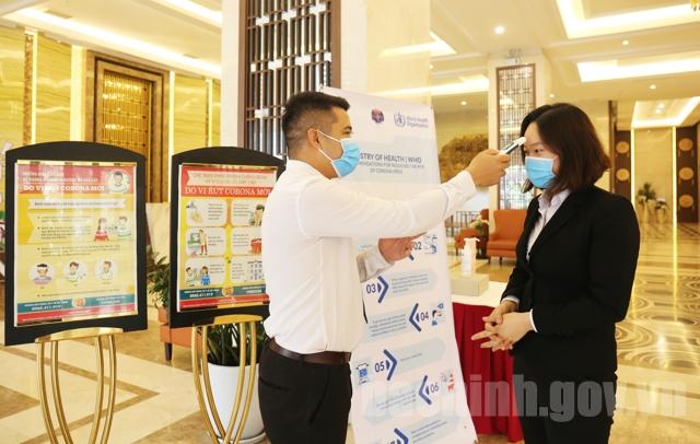 Phương án cách ly cho nhóm chuyên gia Hàn Quốc của Samsung sang làm việc tại Công ty Samsung Display Việt Nam  - Ảnh 1
