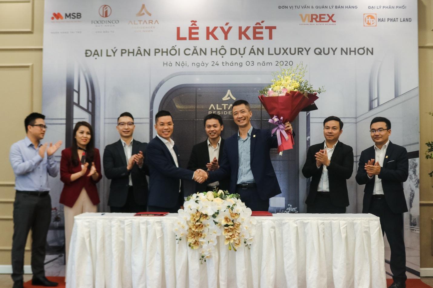 Hải Phát Land trở thành đại lý phân phối dự án Luxury Quy Nhơn  - Ảnh 1