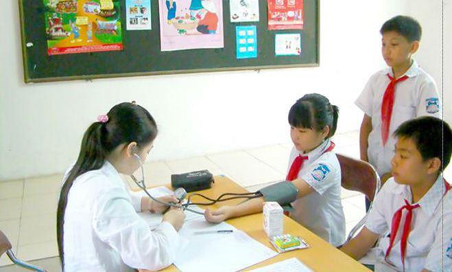 Vai trò, trách nhiệm của nhà trường trong thực hiện  BHYT học sinh, sinh viên  - Ảnh 1