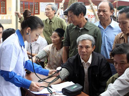 Hiện thực hóa mục tiêu mục tiêu bao phủ chăm sóc sức khỏe, BHYT toàn dân  - Ảnh 1