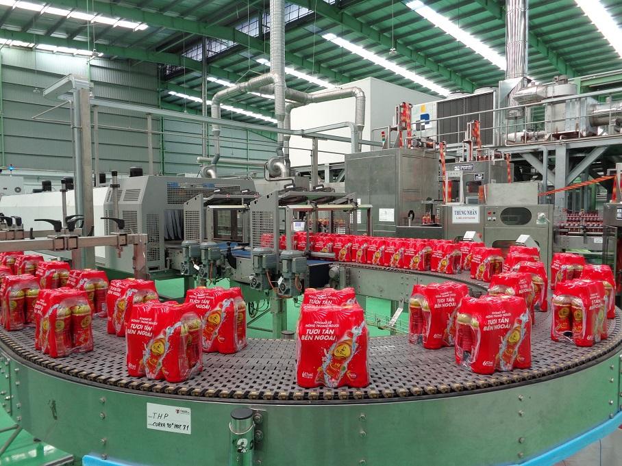 Khám phá công nghệ vô trùng sản xuất Trà Dr Thanh 48.000 chai mỗi giờ  - Ảnh 1