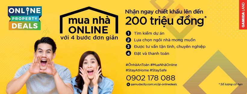 Kỷ nguyên 4.0: Gamuda Land tung chiêu độc lạ mua – bán nhà kiểu mới  - Ảnh 1