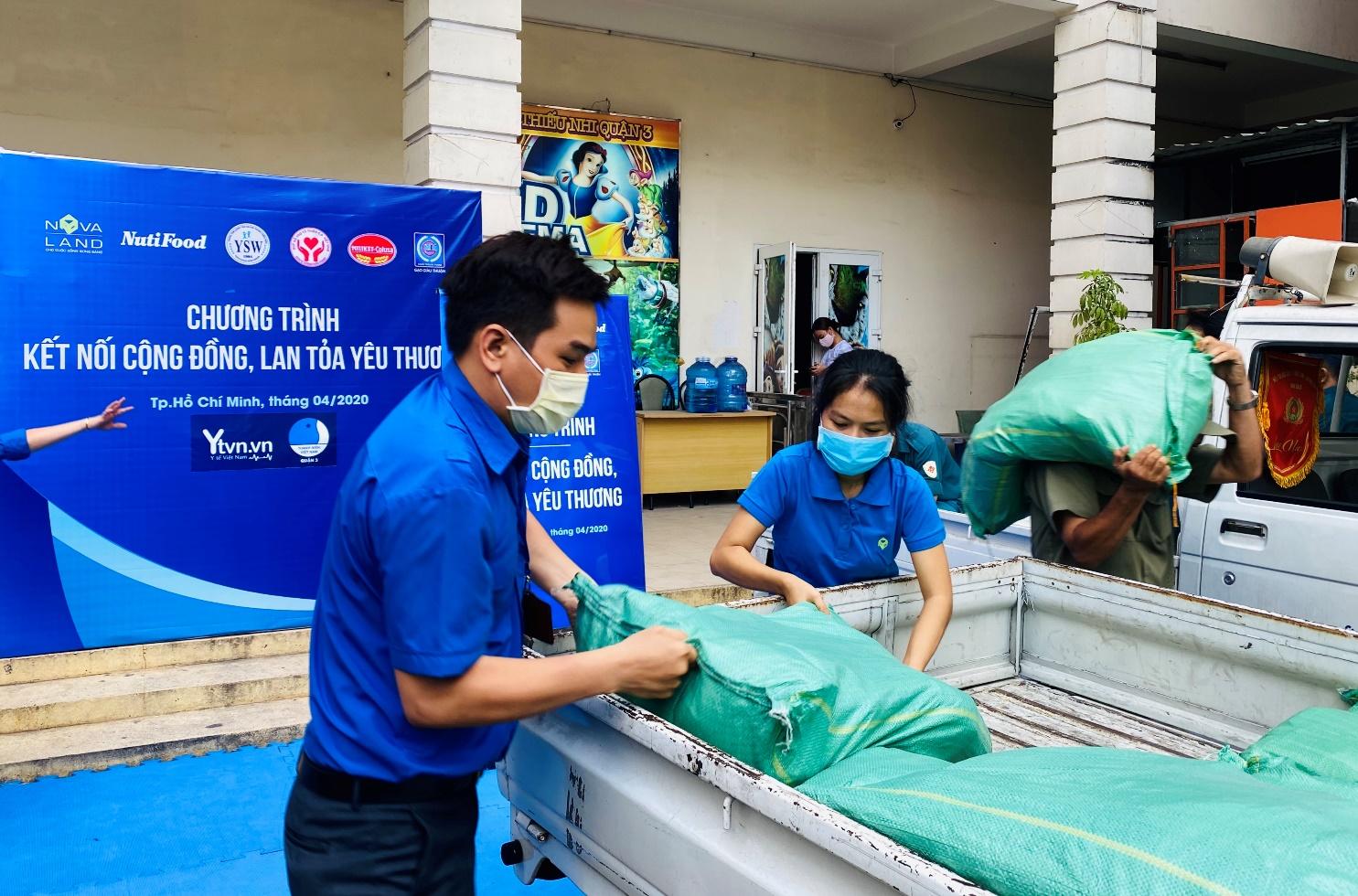 Trao tặng trang thiết bị Y tế cấp thiết – Novaland đồng hành cùng việc tăng tốc trong cuộc đua đẩy lùi dịch bệnh Covid-19 - Ảnh 4