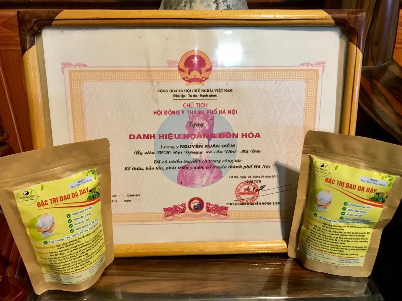 Bật mí bài thuốc đặc trị bệnh dạ dày của lương y Nguyễn Xuân Điềm  - Ảnh 5