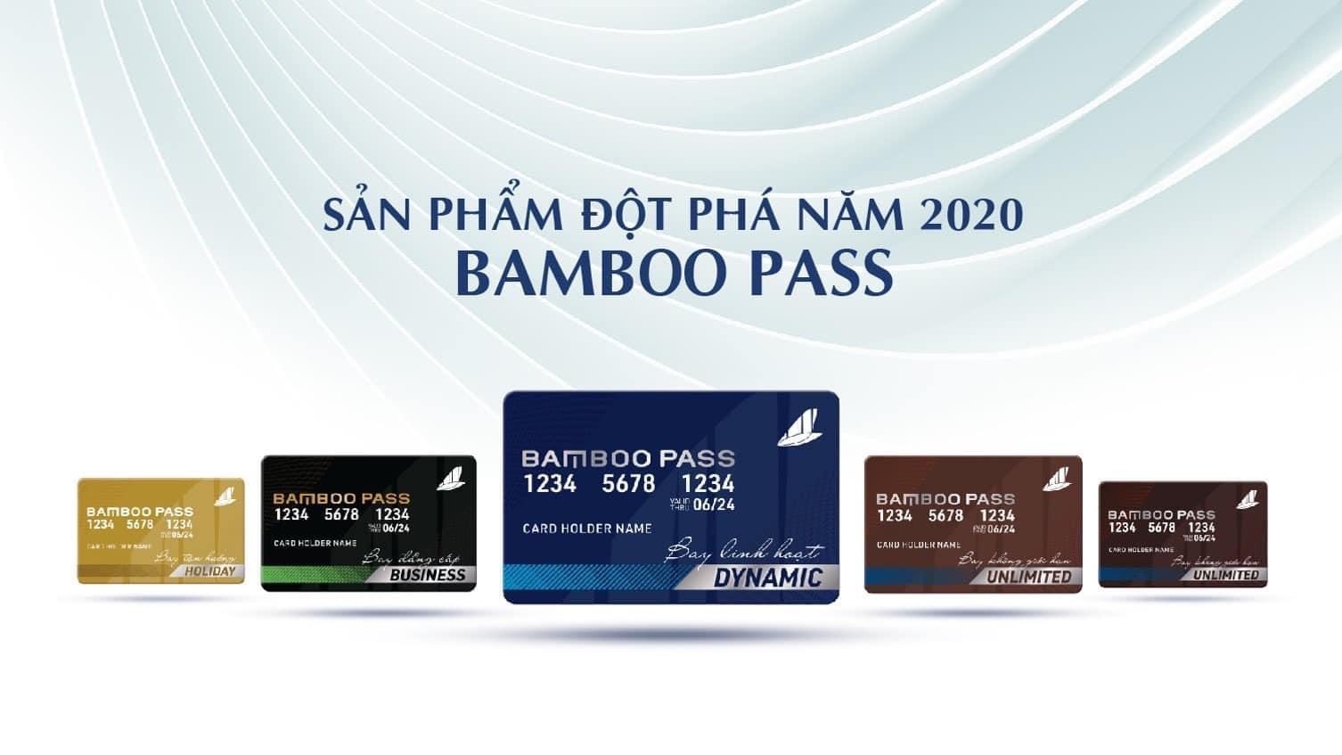 4 lợi điểm chưa từng có của dòng thẻ bay đa nhiệm Bamboo Pass  - Ảnh 1