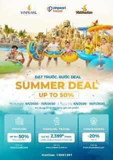 Vinpearl siêu ưu đãi đón hè 2020 với kỳ nghỉ 5 sao trọn gói chỉ từ 2.399.000 đồng  - Ảnh 1