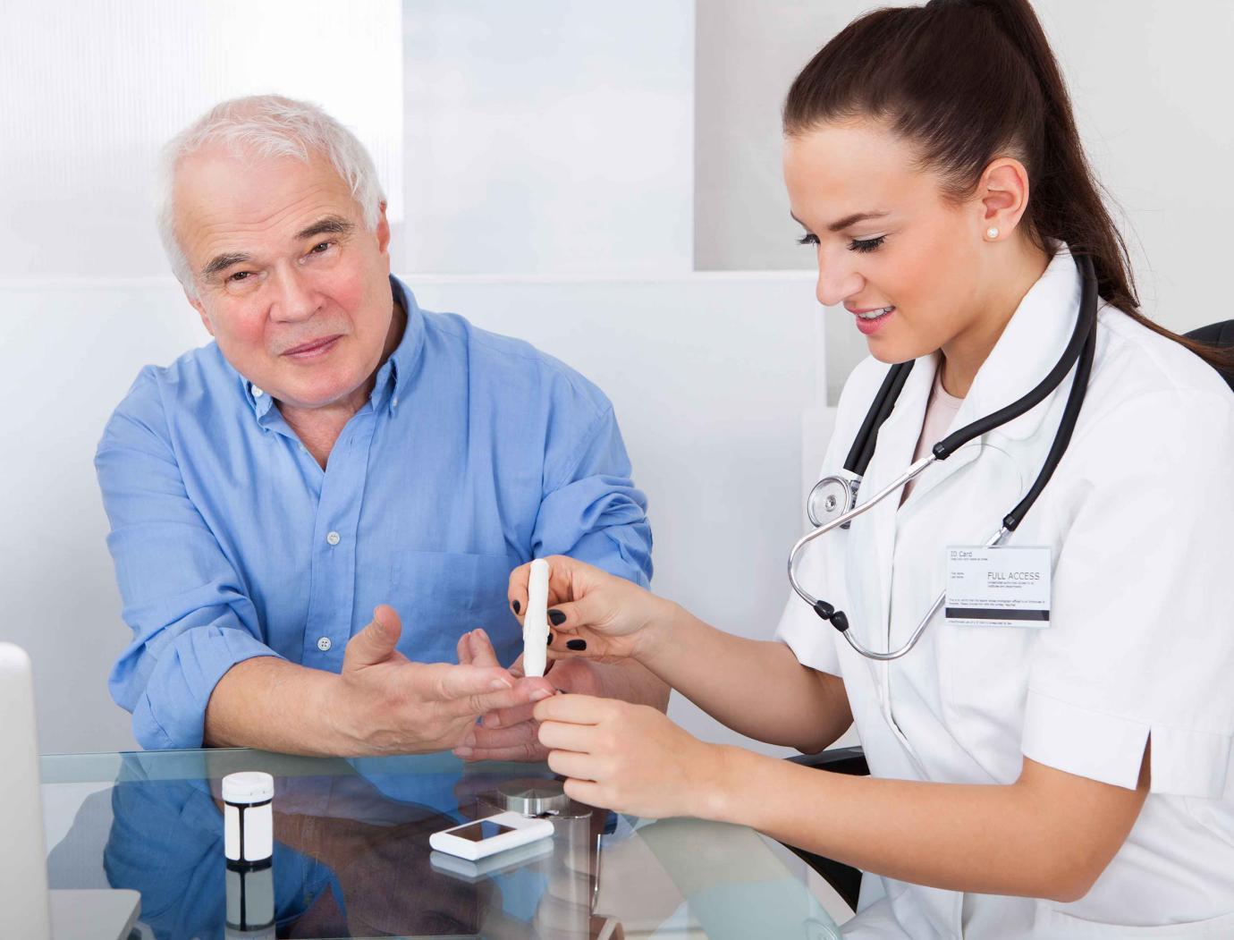 Triệu chứng đái tháo đường: Nguyên nhân, biểu hiện và cách phòng tránh  - Ảnh 2