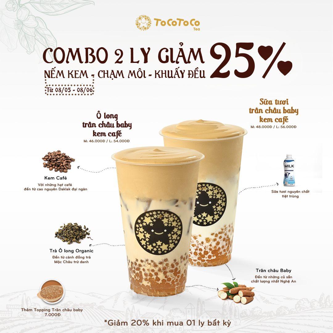 Tocotoco ra mắt bộ đôi sản phẩm mới với kem cà phê cực thơm ngon  - Ảnh 2