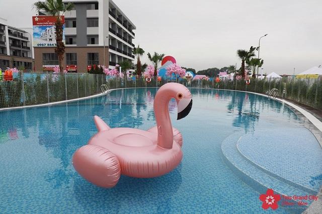 Chính thức mở bán những căn hộ đẹp nhất tại TMS Grand City Phuc Yen  - Ảnh 2