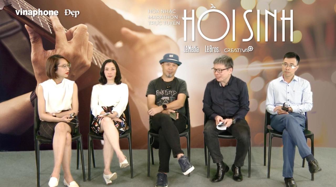 Hoà nhạc trực tuyến thiện nguyện với sự tham gia của 30 nghệ sĩ hàng đầu Việt Nam - Ảnh 3