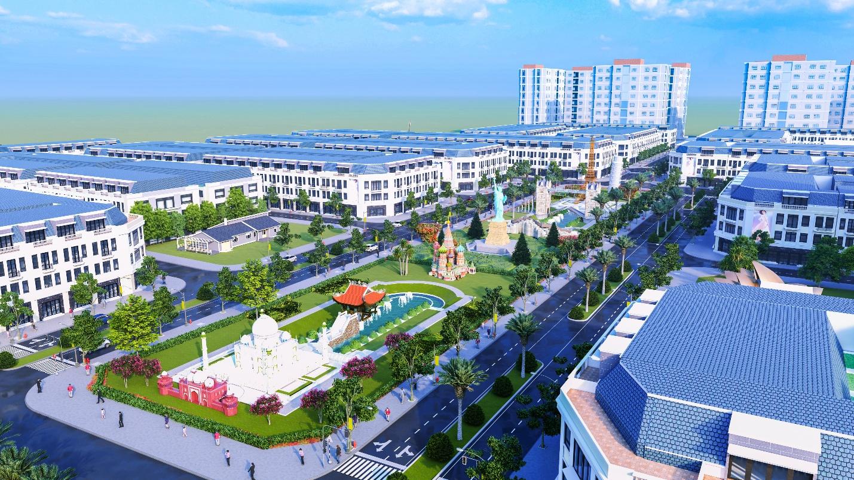 Các nhà thầu xây dựng uy tín của Bộ Quốc Phòng góp mặt tại Khu đô thị Việt Hàn, Phổ Yên - Ảnh 1