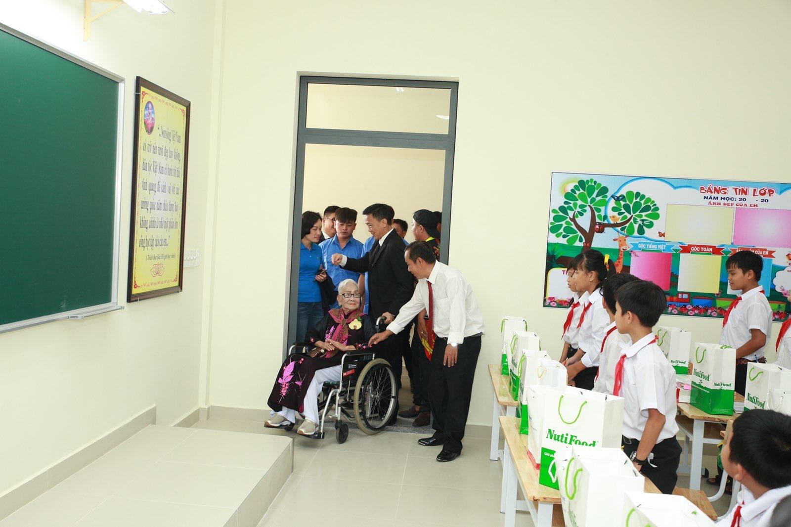 Trọn vẹn niềm vui ngày khánh thành trường tiểu học Long Khánh A3 – Điểm trường cô giáo Phan Thị Nhế - Ảnh 3