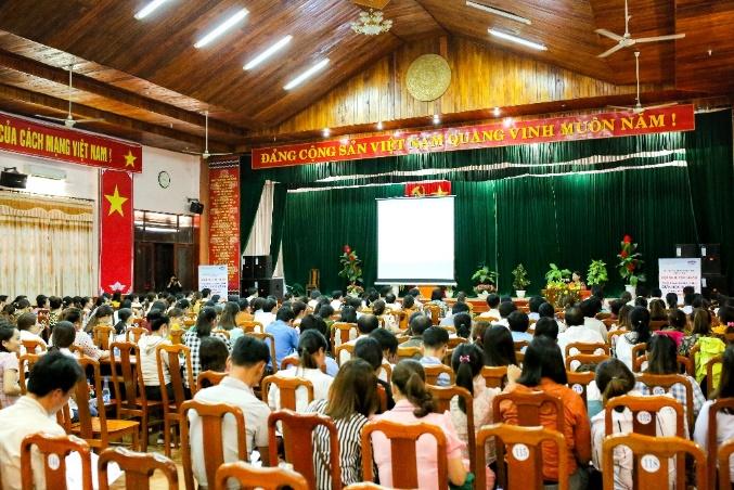 Sữa học đường Quảng Nam: Học sinh miền núi được uống sữa miễn phí - Ảnh 4