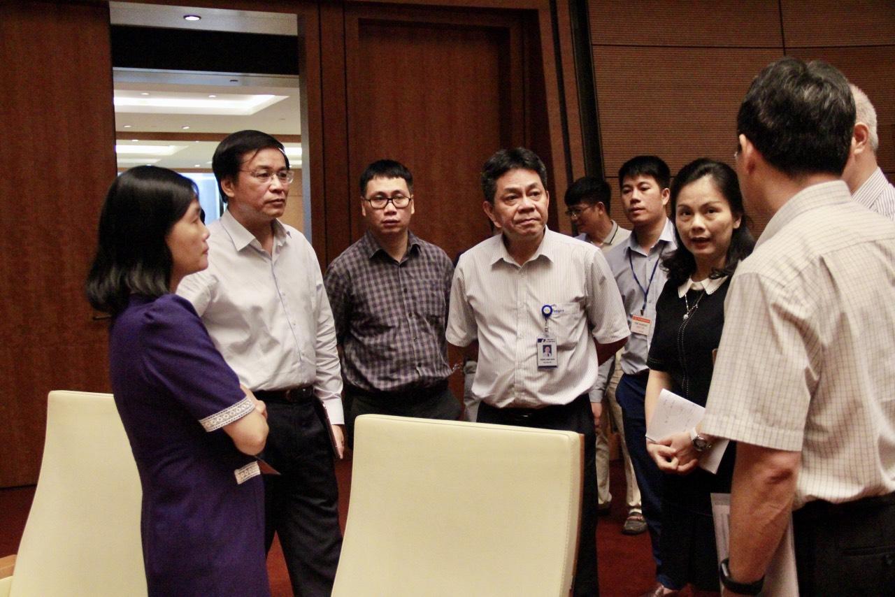 VNPT hoàn thành xuất sắc nhiệm vụ triển khai giải pháp họp trực tuyến kỳ họp thứ 9 Quốc hội khóa XIV  - Ảnh 1