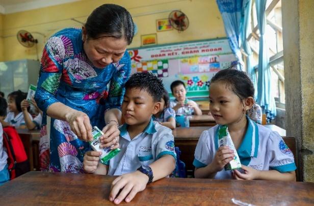 """Nhân rộng niềm vui mang tên """"Sữa học đường""""  - Ảnh 3"""