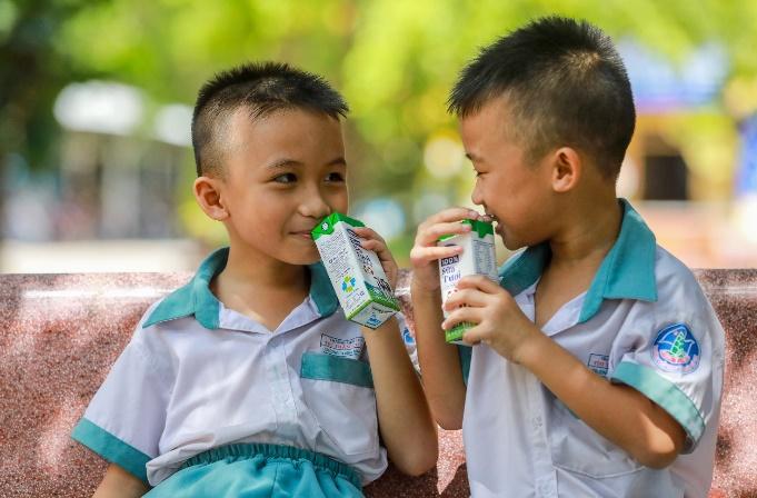"""Nhân rộng niềm vui mang tên """"Sữa học đường""""  - Ảnh 4"""