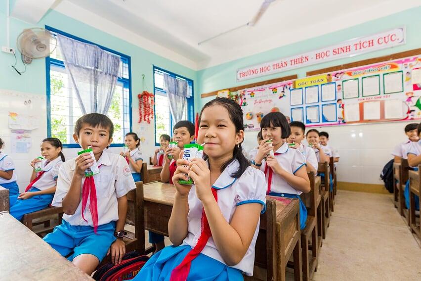 """Nhân rộng niềm vui mang tên """"Sữa học đường""""  - Ảnh 9"""