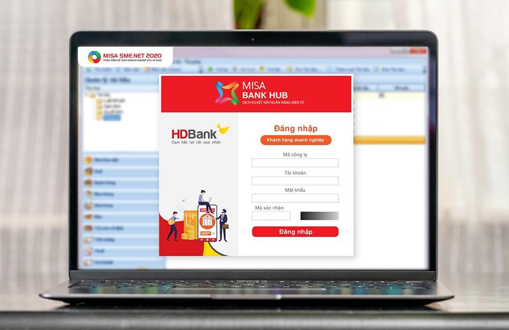 HDBank kết hợp cùng MISA triển khai dịch vụ kế toán online  - Ảnh 3