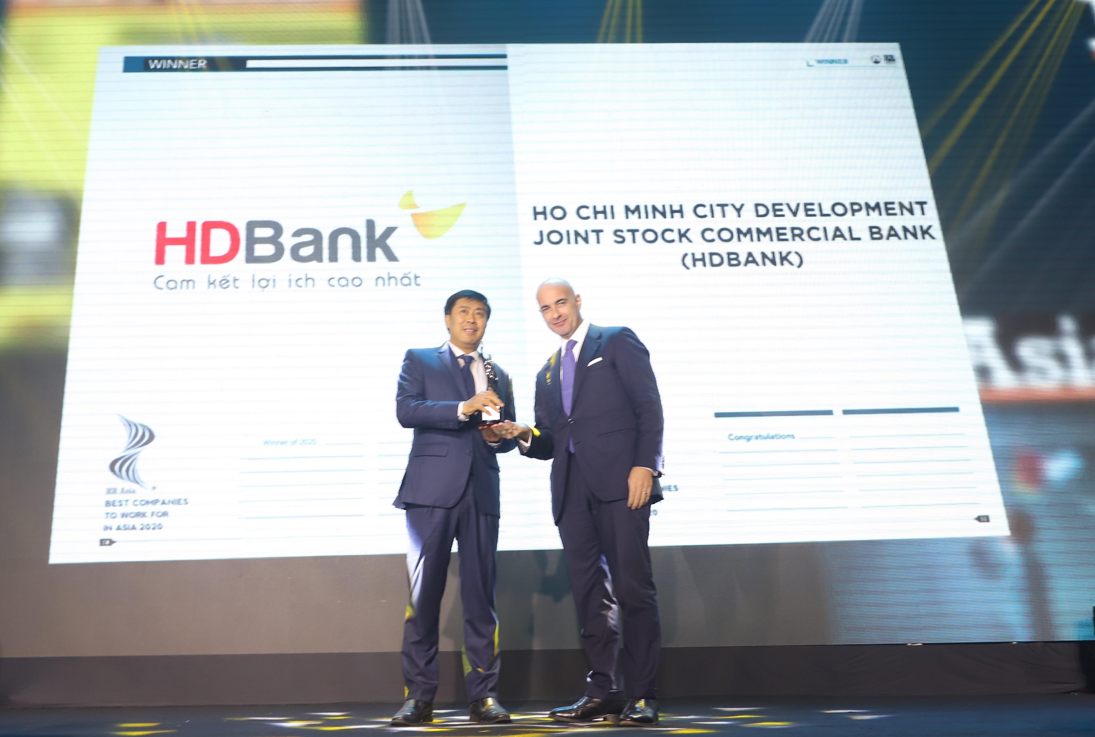 HDBank, ngân hàng Việt Nam duy nhất 3 năm liền vào danh sách 'Nơi làm việc tốt nhất châu Á - Ảnh 2