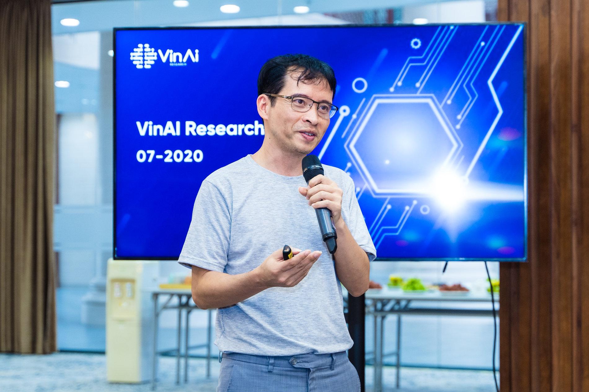 Vingroup vào top 30 tại hội nghị quốc tế về máy học ICML 2020  - Ảnh 2