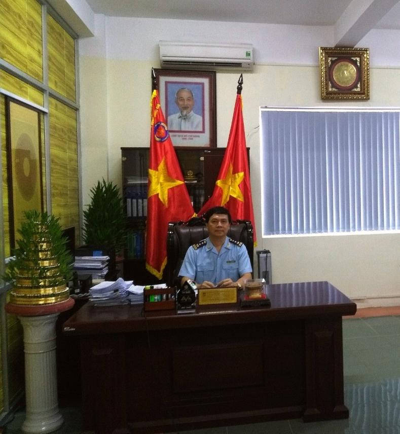 Chi cục Hải quan Phú Thọ: Đồng hành vượt khó cùng doanh nghiệp xuất nhập khẩu  - Ảnh 1