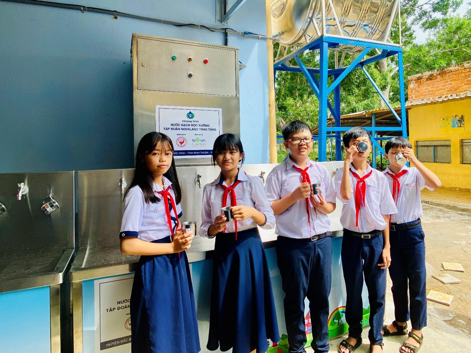 Cùng chung tay, thêm niềm vui đến trường cho học sinh tỉnh Quảng Nam - Ảnh 2