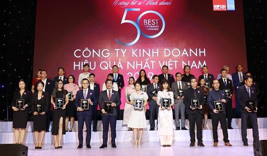 Vinamilk liên tiếp được đánh giá thuộc top công ty kinh doanh hiệu quả nhất Việt Nam  - Ảnh 1