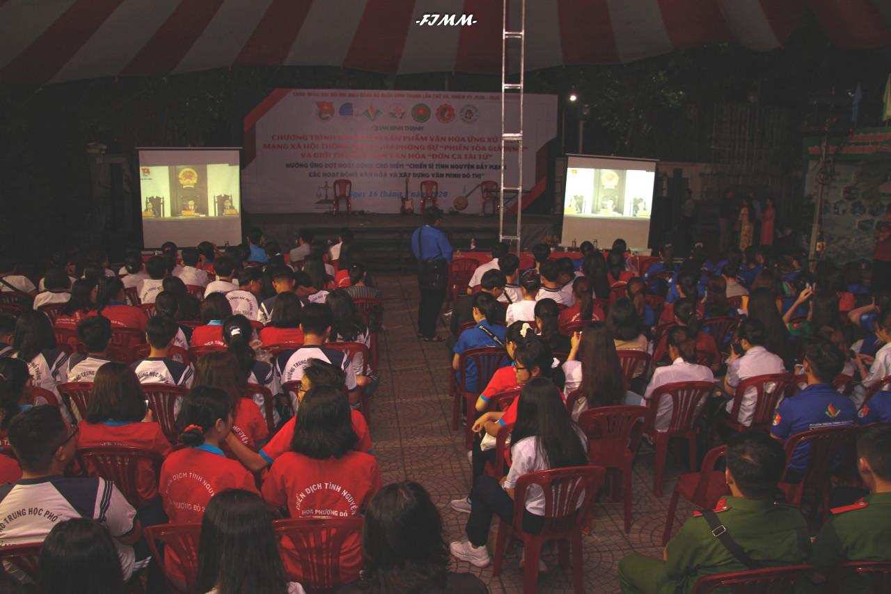 Ban chỉ huy các chiến dịch tình nguyện hè quận Bình Thạnh năm 2020 ra mắt bộ sản phẩm văn hóa ứng xử trên mạng xã hội  - Ảnh 2