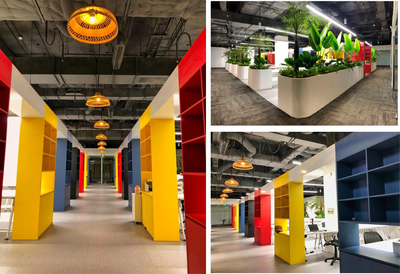 Apec Coworking Space: Không gian làm việc trong mơ của giới văn phòng  - Ảnh 1