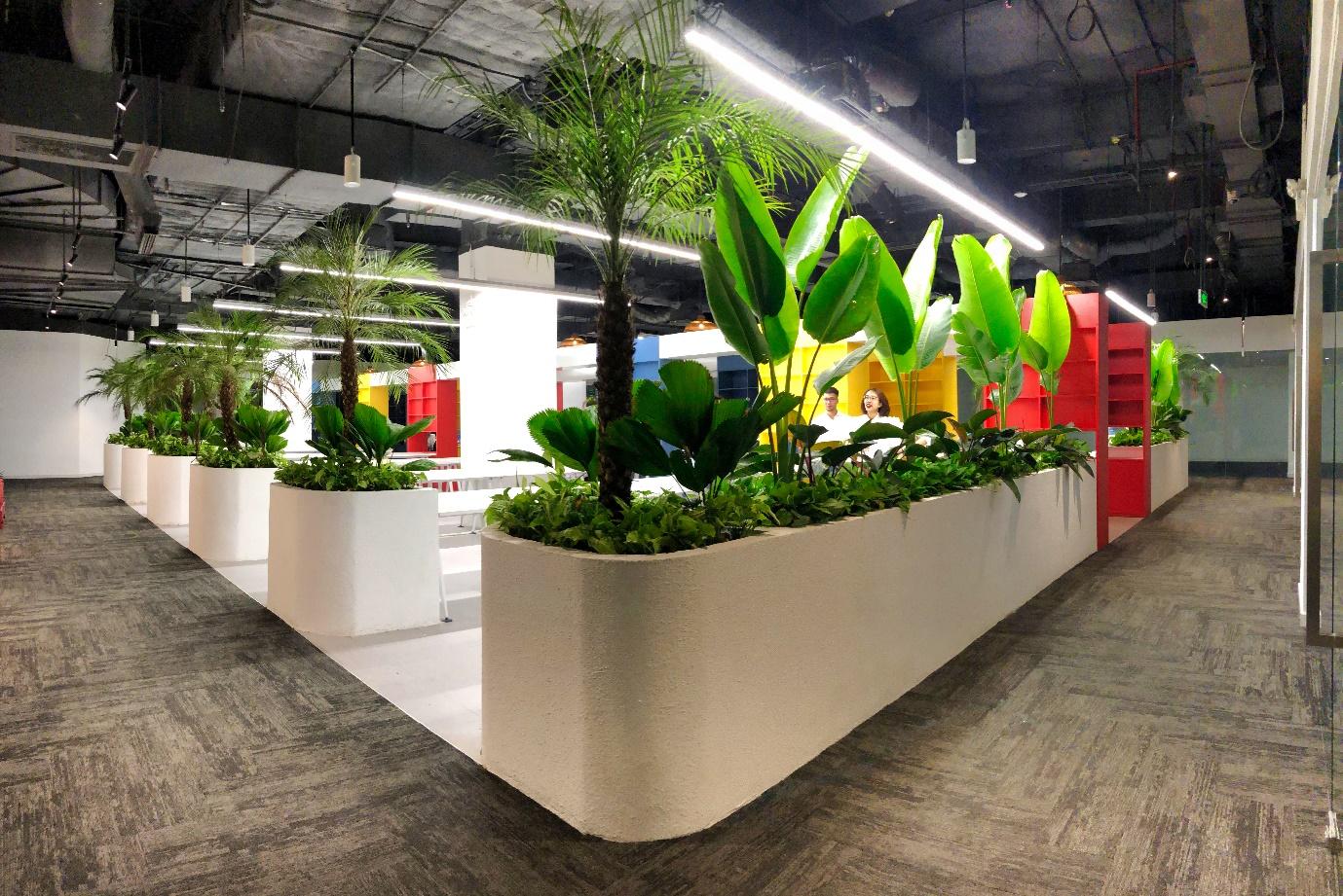 Apec Coworking Space: Không gian làm việc trong mơ của giới văn phòng  - Ảnh 2
