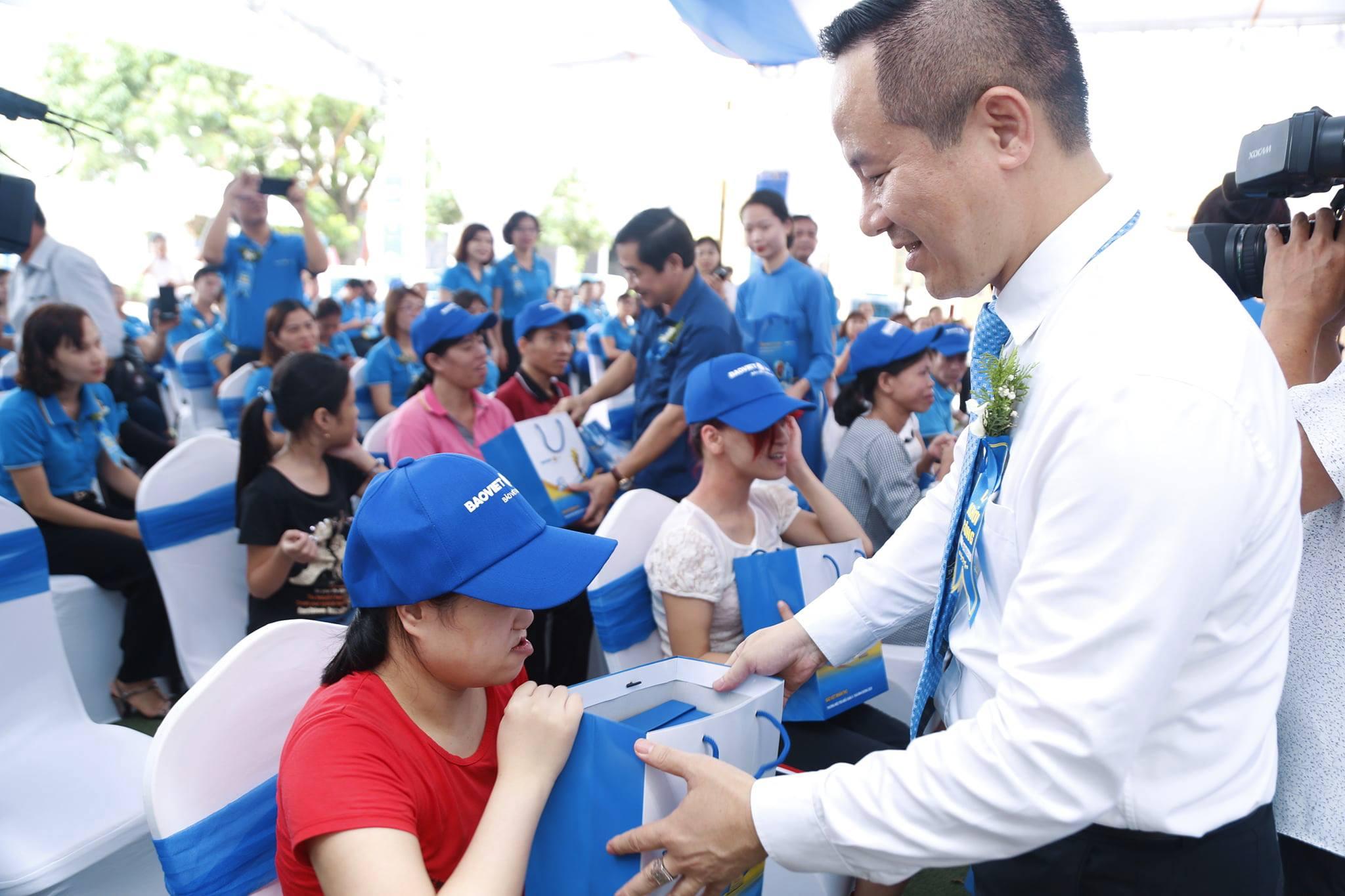 Bảo Việt Nhân thọ đầu tư 3 tỷ đồng xây dựng Trung tâm tẩy độc cho nạn nhân chất độc da cam tại tỉnh Thái Bình  - Ảnh 2